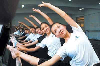视频30重庆美女将亮相奥运会开幕式舞蹈表演