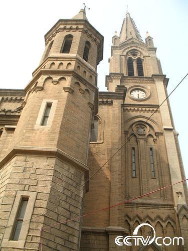 邯郸大名县天主教堂(组图)