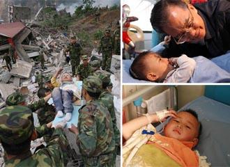 我是中国人!——从抗震救灾说人本主义 - 子远尚 - 子远尚