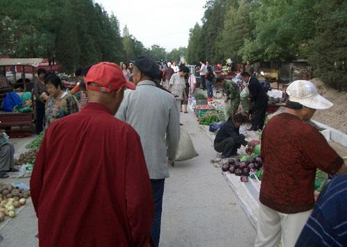 【记者作品】内蒙古西部乌海市的人民公园