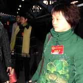 江苏人大代表团抵京