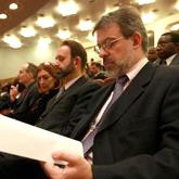 外国使节旁听政协会议