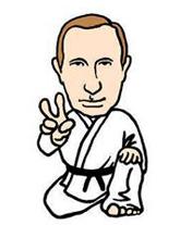 俄罗斯总理普京是<b><font color=brown>柔道</font></b>好手