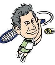 英国首相布朗曾是<b><font color=brown>网球</font></b>冠军