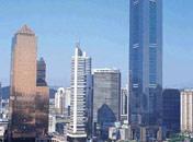 90年代:城市里高楼到处可见
