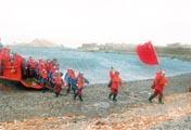 中国南极长城站宣告成立