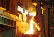 中国钢产量跃居世界第一位