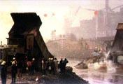 长江三峡顺利截流