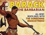 <strong>野蛮版奥巴马</strong><br>新版漫画将奥巴马打造成野蛮人