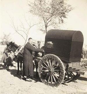 60年交通工具的变迁 建国初期交通不便