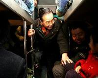 时间:1月29日 <br><br>地点:京珠高速湘潭段被困客车上