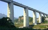【重点工程】扩大内需:宜万铁路施工忙