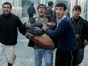 以军轰炸联合国在加沙学校