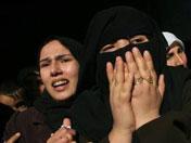 哈马斯成员的葬礼