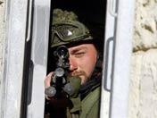 以色列预备役军人加紧训练