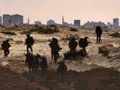 以军坦克攻入加沙人口稠密区
