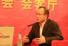 郭广昌建议:四万亿带动民间投资