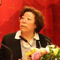 海尔集团总裁杨绵绵_煊一两会会客厅 张晓梅