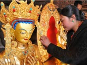 藏传佛教文化传承