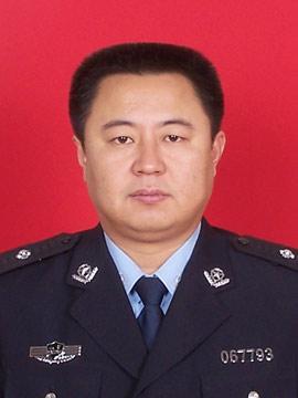 2008 我最喜爱的十大人民警察 候选人 郑涛