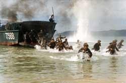 解放军重组海军陆战队(组图)