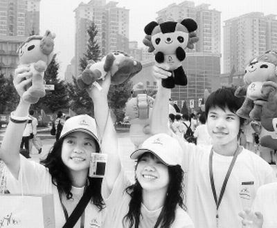 林亭彣是台湾高中生火箭模型交流团中的一员