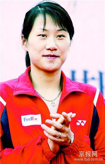 总教练探望体育局封官 奥运冠军黄穗重返国家队