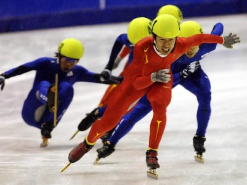 隋宝库 虎口拔牙 从韩国队的手中夺走金牌