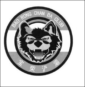 足球队队徽设计 狼