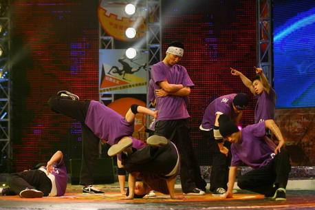 上海街舞大赛_街舞电视挑战赛争霸长三角 上海选手一枝独秀